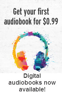 Digital audiobooks McLean Eakin Booksellers Petoskey michigan