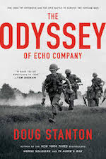 the odyssey of echo company author event mclean and eakin booksellers doug stanton