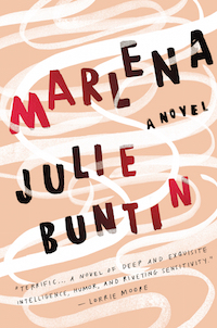 marlena  julie buntin novel mclean and eakin booksellers bookstore event book