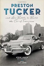 steve lehto preston tucker mclean and eakin booksellers author book bookstore battle to build the car of tomorrow