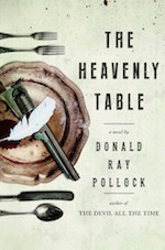 the heavenly table donald pollock mclean and eakin booksellers bookstore author event
