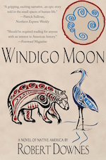 windigo moon author event mclean and eakin booksellers bookstore